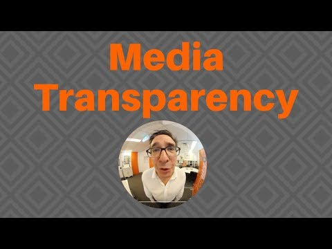 Words are not enough when talking Media Agency Transparency