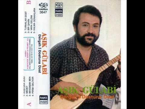 Aşık Gülabi - Dergah 1 (full albüm)