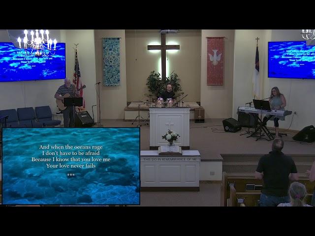 Calvary Baptist Church Sunday, 20 June, 2021