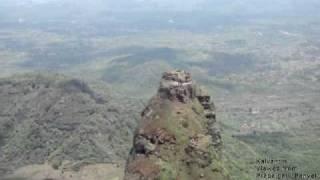 Fort PrabalGad - Kalavantin View