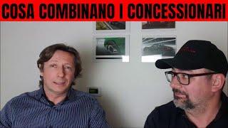 ECCO COSA COMBINANO I CONCESSIONARI  - SENTITE IN BMW