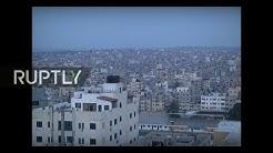 LIVE: Gaza skyline live amid IDF airstrikes