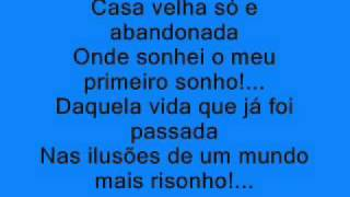 Baixar CASA VELHA DE MEUS PAIS-JOSÉ LUIS FURTADO.wmv