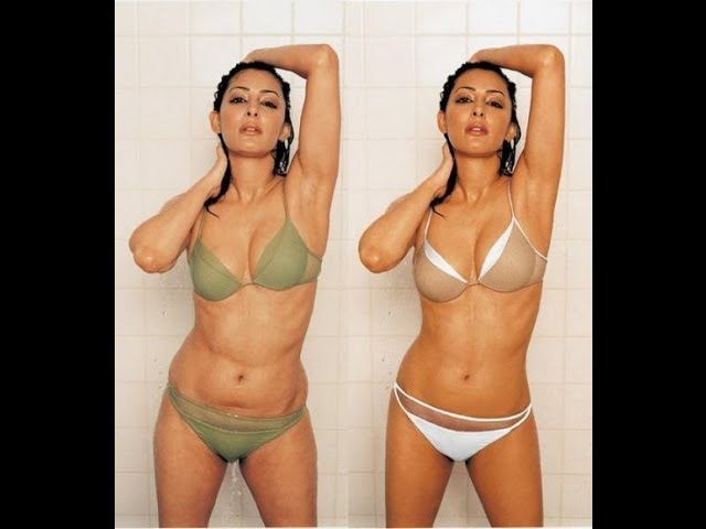 photoshop manipulation celebrities before after