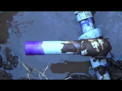 DIY plumbing leak repair part 3.