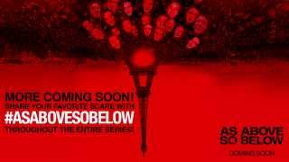 Pewdiepie As Above So Below Catacombs Challenge Trailer Teaser 2014 ( OFFICIAL VIDEO )
