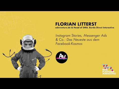 Florian Litterst, adsventure.de, Burda Direct Interactive | NPM17