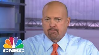 Jim Cramer: Larry Kudlow May Have To Embrace President Trump's Aggressive Stance On China | CNBC