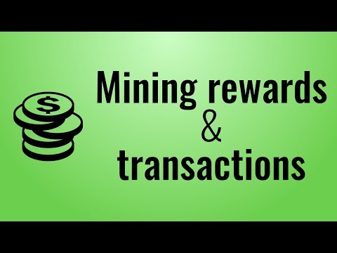 Miner rewards & transactions - Blockchain in Javascript (part 3)