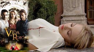 Le disparan a Monserrat | Lo que la vida me robó - Televisa