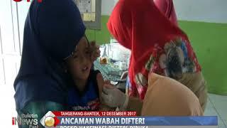 Terancam Wabah Difteri, Warga Menyerbu Posyandu Untuk Mendapatkan Vaksinasi - BIP 13/12