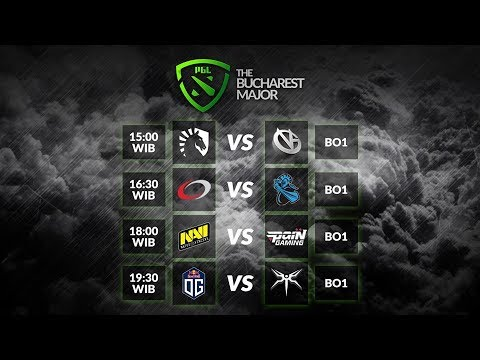 NEWBEE vs Complexity Gaming (BO1) @PGL Bucharest Major 2018 Group Stage day 4