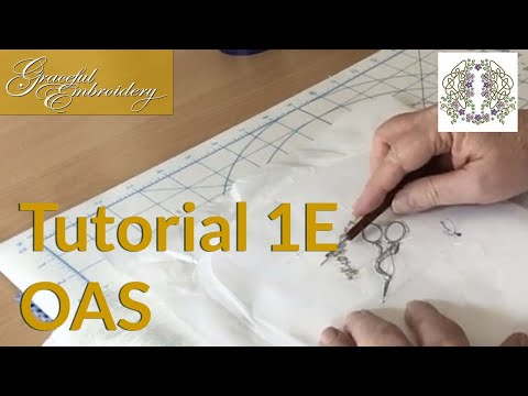 Tutorial 1e Outline alignment stitches