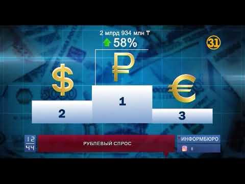 Для чего жители Актобе скупают российскую валюту?