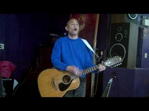 Justine: David Johansen (cover) by Chris Fung at True Love Cafe, Toronto. .