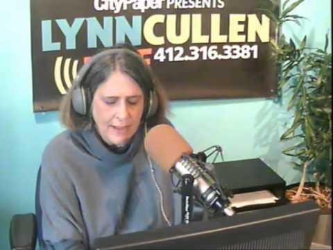 Lynn Cullen Live 12/2/13