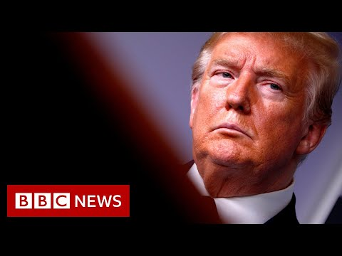 How Trump's attitude toward coronavirus has shifted - BBC News
