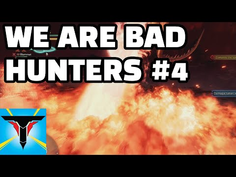 We Are Bad Hunters - 4 - Fatalis [Monster Hunter World: Iceborne Fails] |