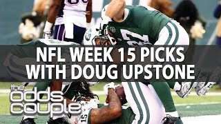 NFL Picks | Odds Couple | Top Dogs And False Favorites For Week 15
