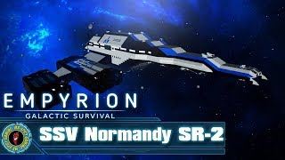 SSV Normandy SR-2 by =ISZ=Gespenter -  Empyrion: Galactic Survival Workshop Showcase