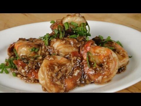 Prawn Garlic Stir Fry | Sanjeev Kapoor Khazana