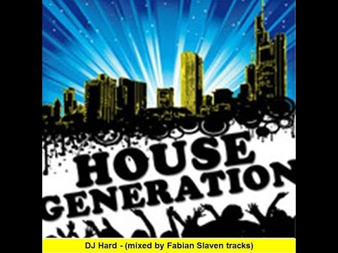 "DJ Hard - Retro Hause Generation ""1987 - 1991"" (Selected and mixed Songs - Fabián Slaven 2014)"