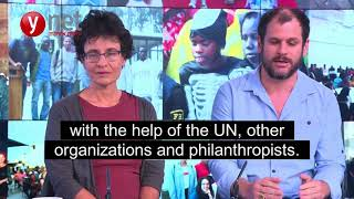 Interview on the issue of African refugees deportation in Israel (Part 2)  English Subtitle