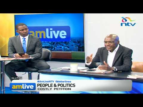 Boni Khalwale warns costly election petitions will legitimise rigging