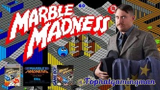 Marble Madness Review and History - Top Hat Gaming Man