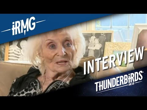 Thunderbirds Are Go | Interview - Sylvia Anderson on The Telegraph