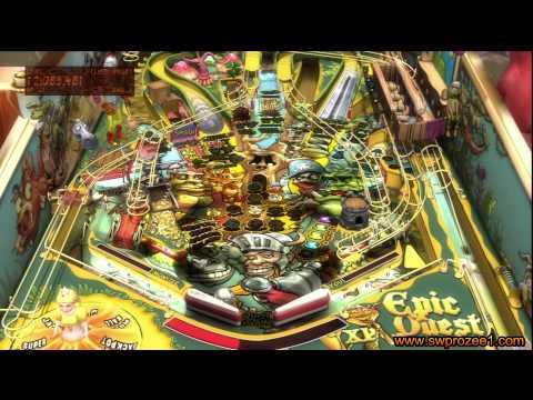Zen Pinball 2: Epic Quest