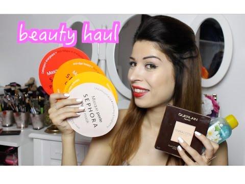 Beauty Haul: Sephora, The Body Shop, L