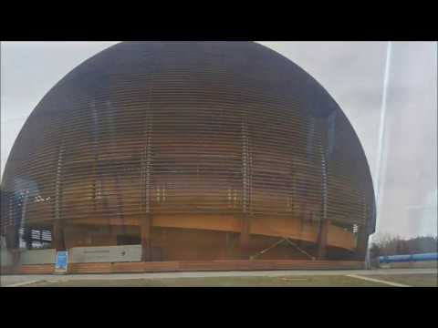 Globe of Science and İnnovation (CERN)