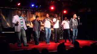 Take 6 - Stand by me (New Morning - Paris - May 2nd 2013)