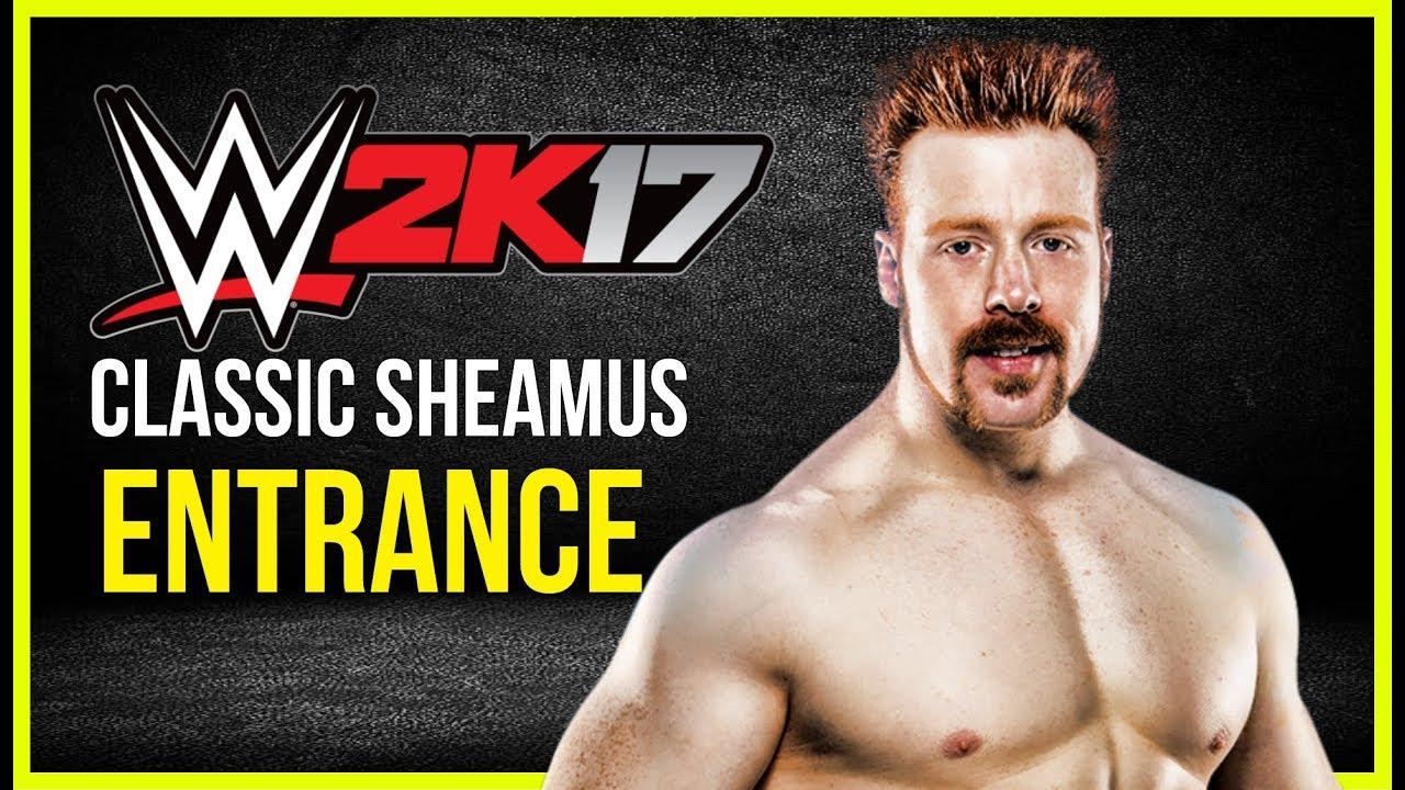 Wwe 2k17 Sheamus Retro 11 Youtube