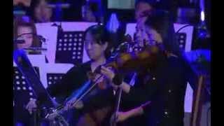 Verdi, La Forza del Destino Overture, Conductor Derek Gleeson,  NBC Symphony Orchestra