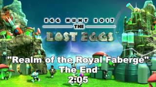 Roblox Easter Egg Hunt 2017: The Lost Eggs OST - Realm of the Royal Fabergé / The End (HQ)