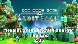 Roblox Easter Egg Hunt 2017: Die verlorenen Eier OST - Reich des Royal Fabergé / The End (HQ)