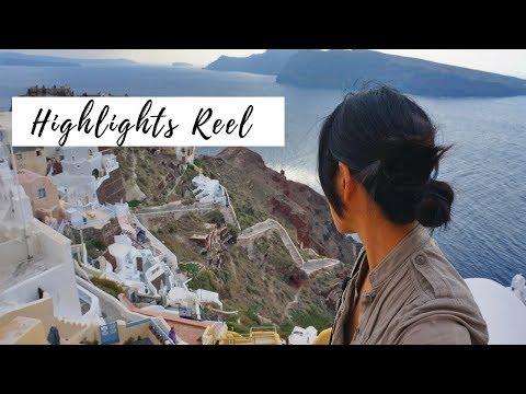 GRRR Travel Highlights Reel   ❤   Christine Kaaloa
