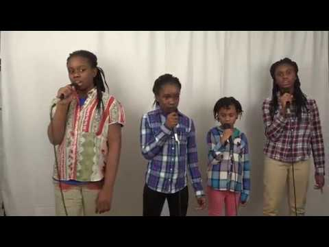 The Delmas sisters sing TRUST IN YOU by Lauren Daigle