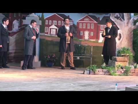 Little Shepherd Outdoor Drama snippet Jenkins Kentucky 2016