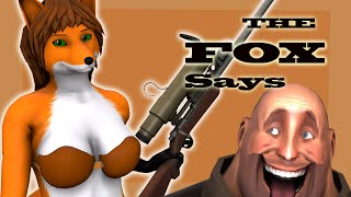 THE FOX Says | | | Team Fortress 2 & Furry SFM 3D animation (60 FPS)