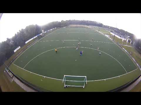 college fieldhockey recruiting video of goalkeeper Jet