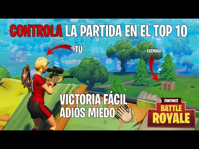 Myth Skirmish Beta Roblox - Como Llegar Al Top 10 Facil Y Ganar La Partida En Fortnite