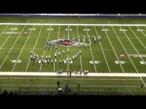 Whiteface High School Band 2015 - Texas UIL 1A State Marching Contest