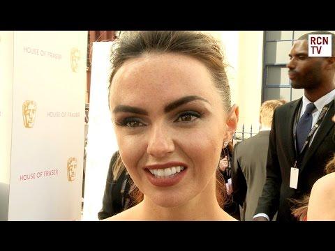 Hollyoaks Jennifer Metcalfe Interview BAFTA TV Awards 2015