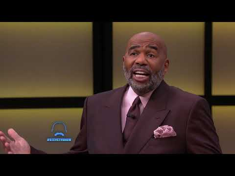 Frustrated Husband Creates Spreadsheet of Wife's Excuses II STEVE HARVEY