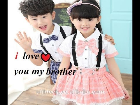 I Love 💜You My💜 Brother 💓 new best whatsapp status in hindi