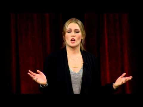 Juliette Brindak at TEDxBayArea