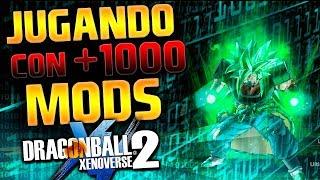🔥COMBATES ONLINE con +1000 MODS🔥Dragon Ball Xenoverse 2